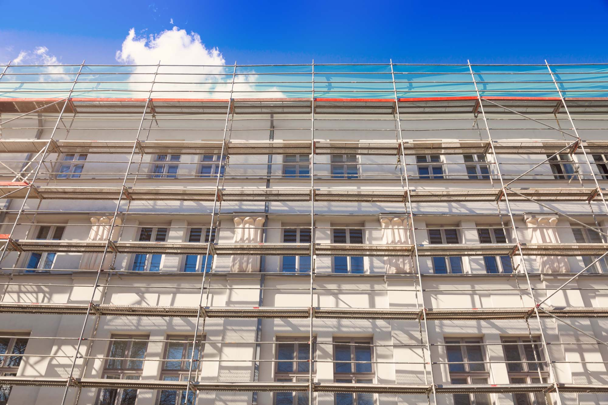 Layher – System Scaffold at its finest